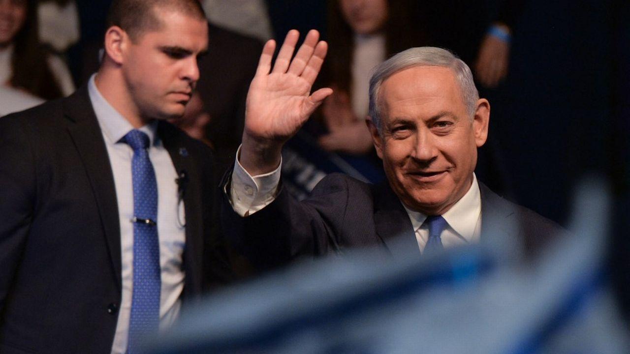 Le Likoud de Benjamin Netanyahu donné en tête des législatives israéliennes. [Artur Widak - NurPhoto via AFP]