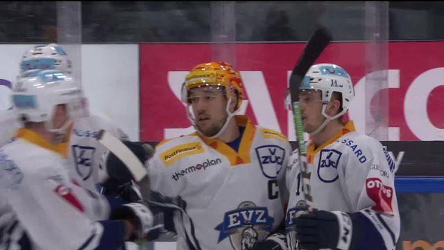 National League, 46e j.: Fribourg  - Zoug (5-7) [RTS]