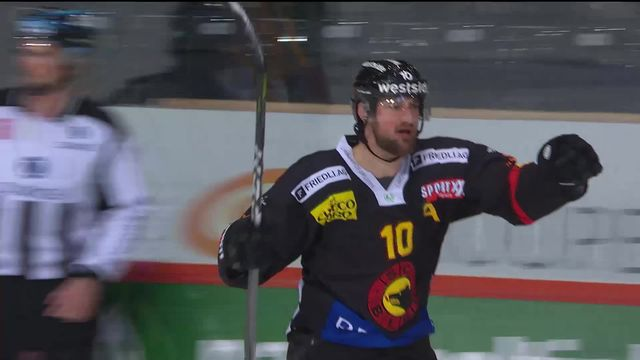 National League, 35e j.: Berne - Langnau (4-1) [RTS]