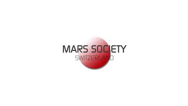 Le logo de Mars Society Switzerland. [DR - planete-mars-suisse.space]