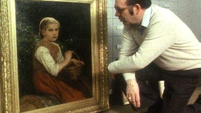 Portrait du peintre bernois Albert Anker [RTS]