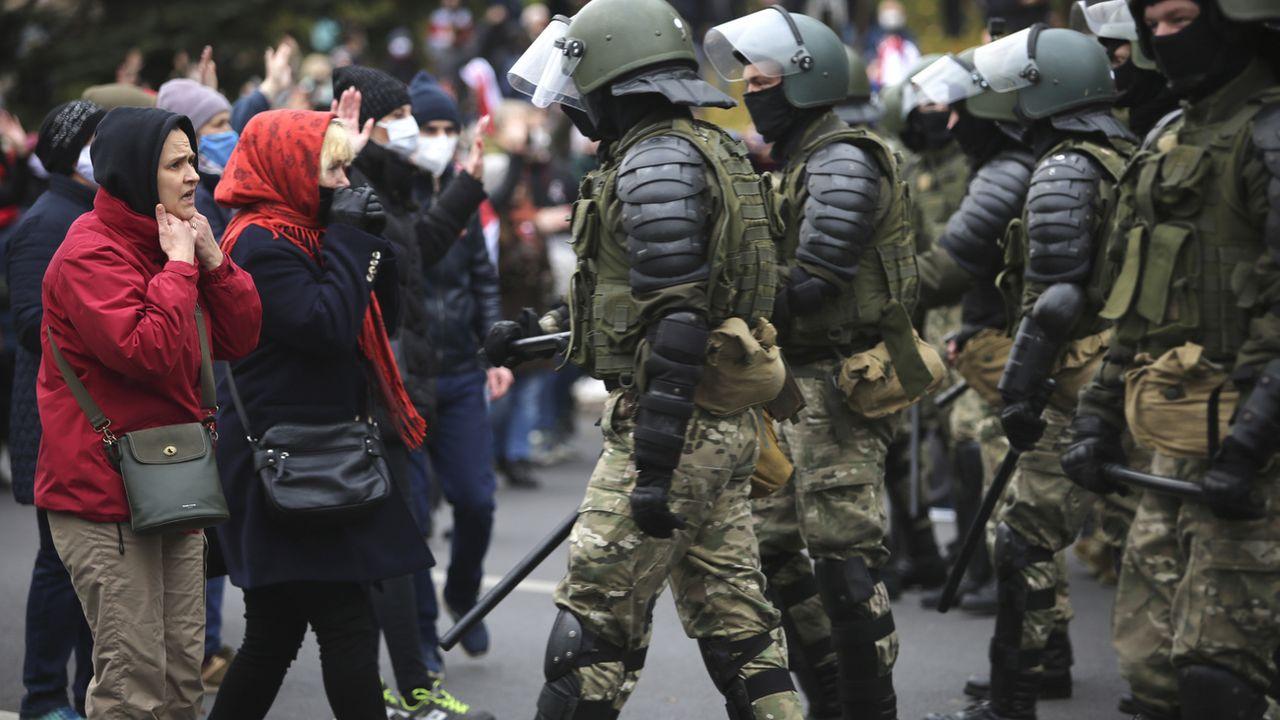 Le Conseil des droits de l'homme réclame des élections libres en Biélorussie. [AP]