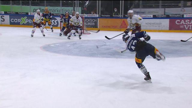 National League, 7e j.: Zoug - Genève (2-1) [RTS]