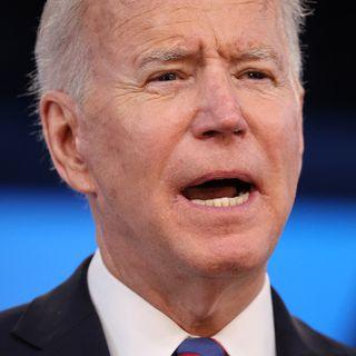 Joe Biden. [AFP]
