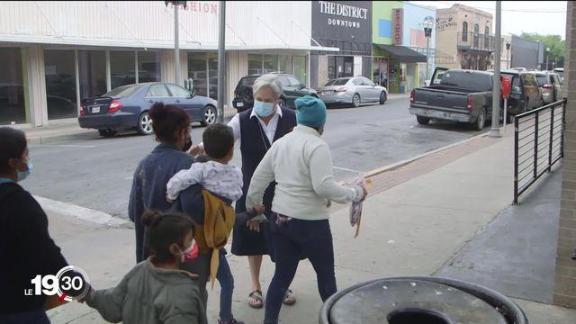 Le traitement des migrants mineurs à la frontière mexicaine fait polémique [RTS]