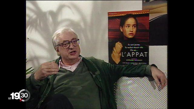 Décès du cinéaste Bertrand Tavernier à 79 ans [RTS]