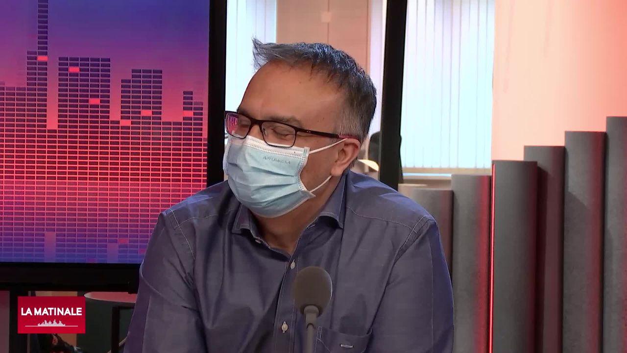 Dan Staner fait le point sur le vaccin de Moderna (vidéo) [RTS]