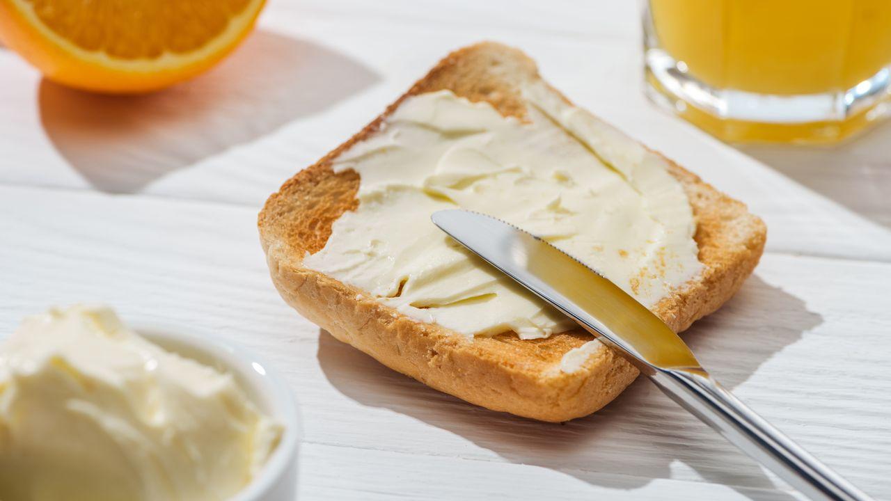 Les acides gras trans (AGT) sont souvent présents dans le beurre. [VadimVasenin - Depositphotos]