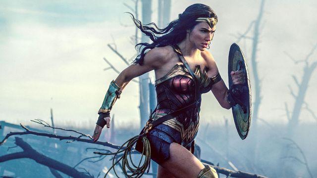 Wonder Woman de Patty Jenkins 2007. [Atlas entertainment / Cruel & Un / Collection ChristopheL via AFP]