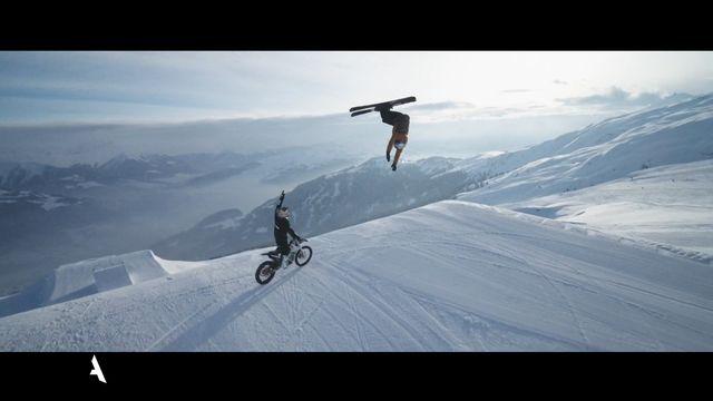 Vignette adrenaline 2108