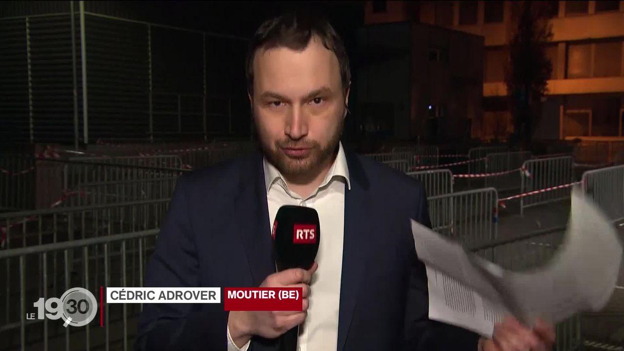 Le canton de Berne met en doute le registre électoral à la veille du vote de Moutier. Les explications de Cédric Adrover [RTS]