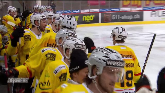 National League, 2e journée: Langnau - Berne (4-5) [RTS]