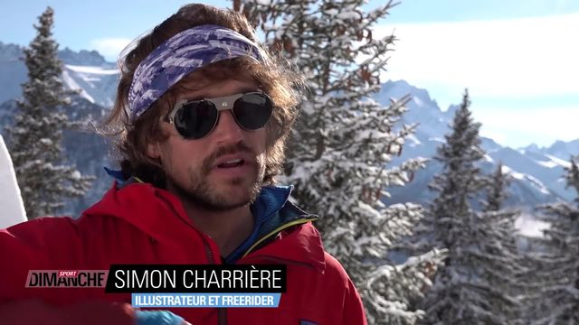 Le Mag - Simon Charrière [RTS]