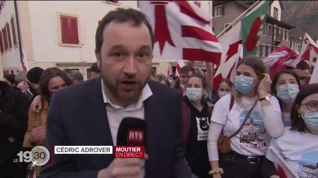 Les précisions de Cédric Adrover, journaliste à la RTS. [RTS]