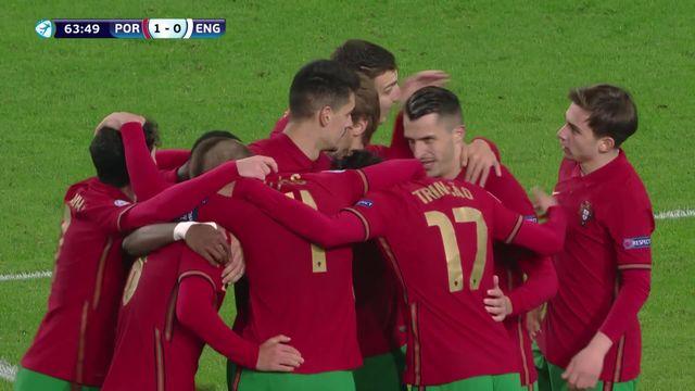 Gr. D, Portugal - Angleterre (2-0): les Portugais prennent la tête du groupe avec 2 victoires sur 2 journées [RTS]