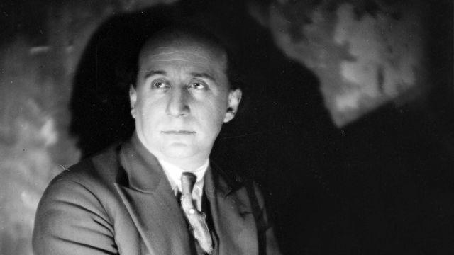 Piero Coppola, chef d'orchestre et compositeur italien. [© Lipnitzki / Roger-Viollet - AFP]
