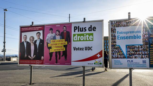 La gauche neuchâteloise lance une initiative populaire pour une parité sur les listes électorales au Grand Conseil. Durant trois législatures, le parlement neuchâtelois devrait compter au moins autant de femmes que d'hommes. [JEAN-CHRISTOPHE BOTT - KEYSTONE]