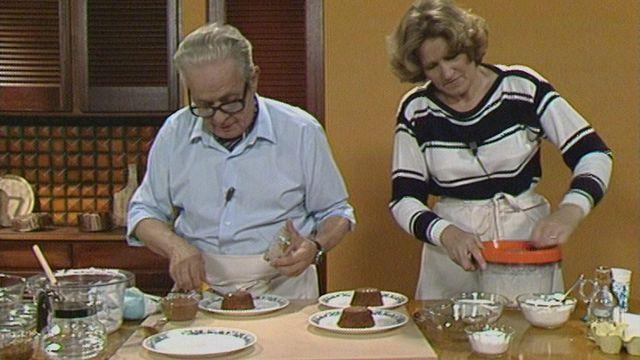Un recette de mousse au chocolat [RTS]