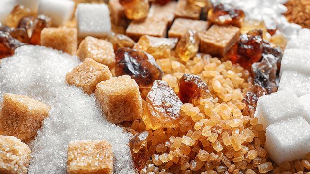 Le sucre sous toutes ses formes. [NewAfrica - Depositphotos]