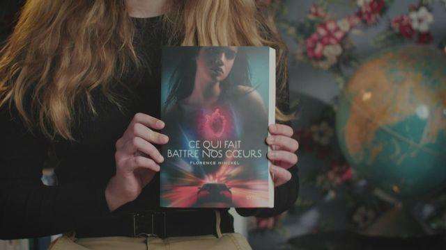 """""""Ce qui fait battre nos coeurs"""", de Florence Hinckel [RTS]"""
