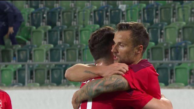 Suisse – Finlande (3-2) : La Nati s'impose face à une vaillante équipe de Finlande [RTS]