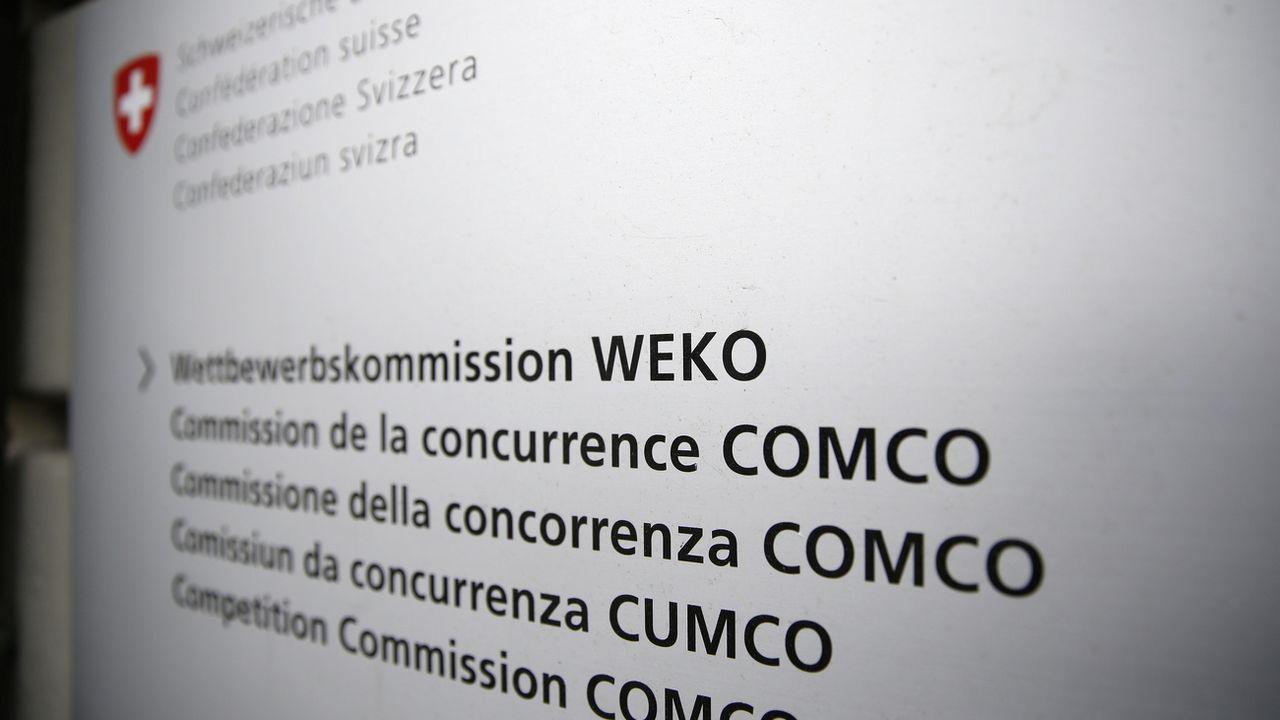La Commission de la concurrence enquête sur le prix des auto-tests. [Peter Klaunzer - KEYSTONE]