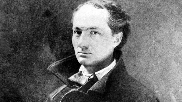 Charles Baudelaire (1821-1867). [©Collection Roger-Viollet - AFP]