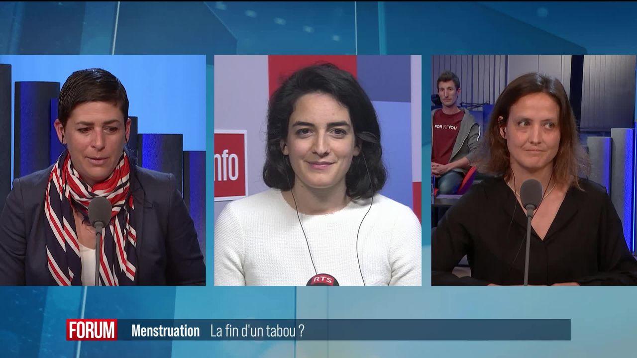 Le débat - Menstruation: la fin d'un tabou? [RTS]