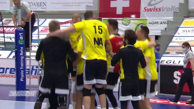 Volleyball: Chênois - Amriswil [RTS]