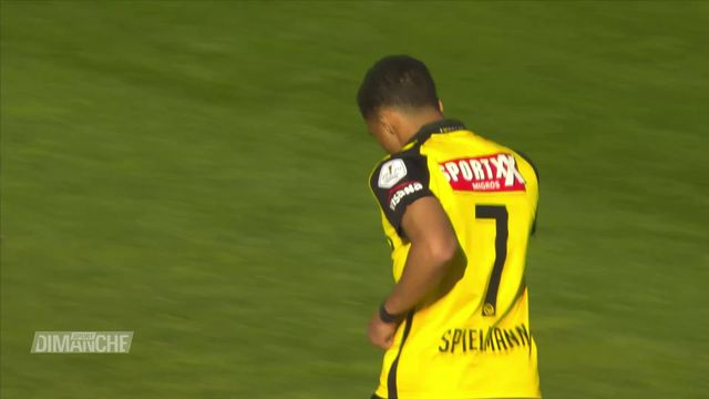 Football, Super League: Sion - Young Boys (0-3) [RTS]