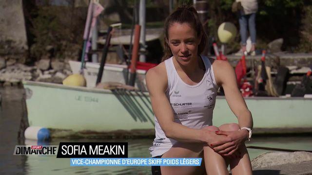 Aviron: Sofia Meakin [RTS]