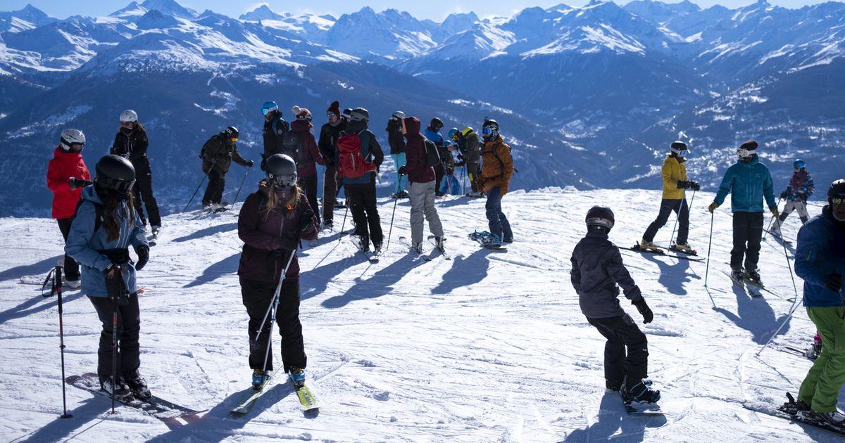 Les stations de ski tirent leur bilan sur un sentiment de mission accomplie