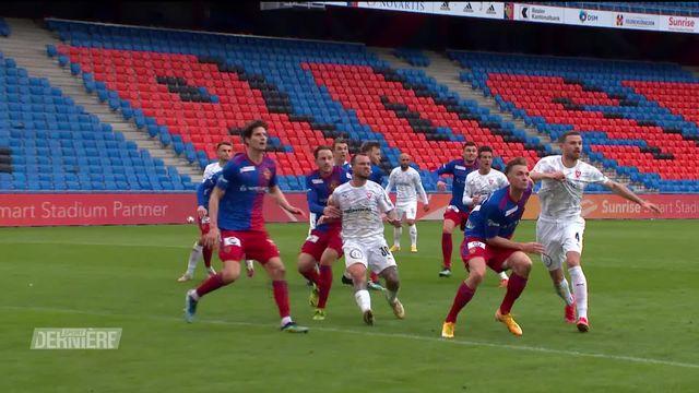 Super League: Bâle - Vaduz (1-2) [RTS]