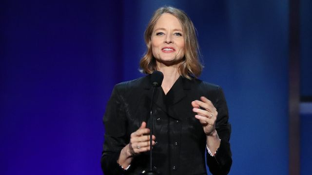 L'actrice américaine Jodie Foster à Hollywood, le 6 juin 2019. [Full Picture Agency - AFP]