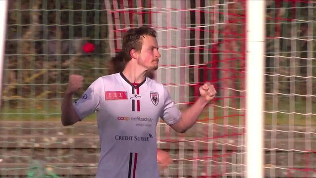 1-4 de finale: Aarau - Winterthour (3-0): les buts de la rencontre [RTS]
