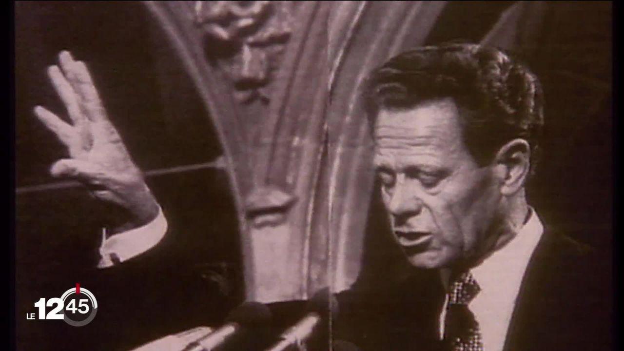 Décès à 93 ans du théologien suisse Hans Küng. [RTS]