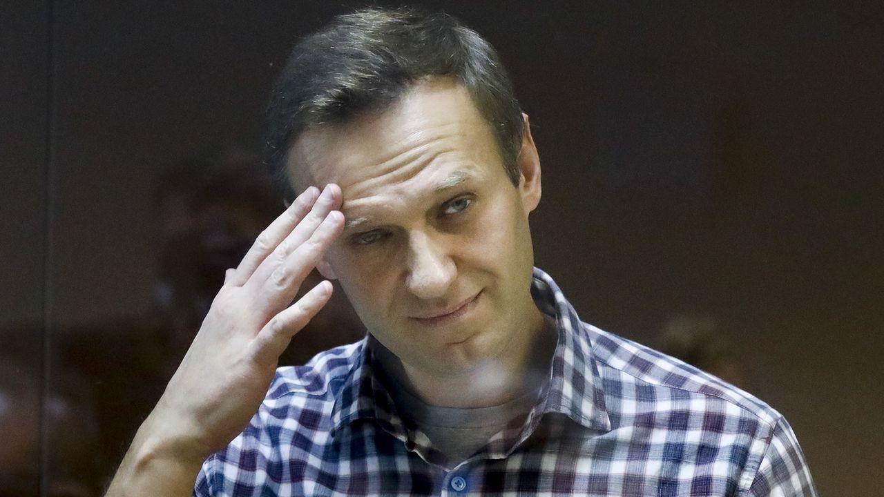 La santé de l'opposant russe Alexeï Navalny, en grève de la faim, continue de se détériorer. [Alexander Zemlianichenko - AP Photo]