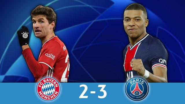 0407 Bayern Paris