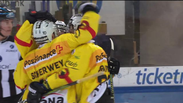 National League, Pré-playoff: Davos -Berne (3-4 ap) [RTS]