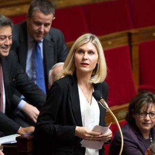Virginie Duby-Muller, députée de la Haute-Savoie pour les Républicains. [Yann Bohac  - AFP]