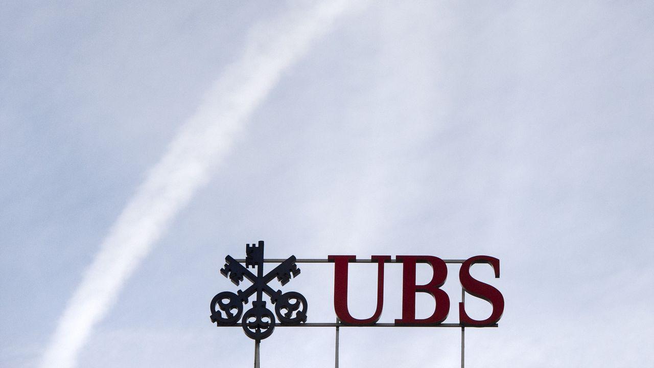 L'assemblée générale 2021 d'UBS s'est déroulée sans anicroches [Ennio Leanza - Keystone]