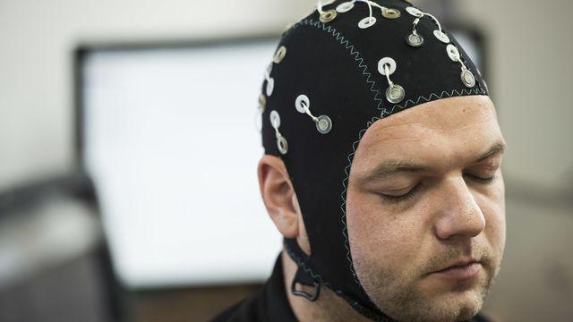 Selon une étude suisse, le cerveau humain actuel serait apparu il y a 1,7 millions d'années. [Jean-Christophe Bott - Keystone]
