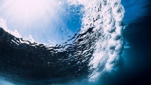Série ondes: les vagues. [Keola - depositphotos]