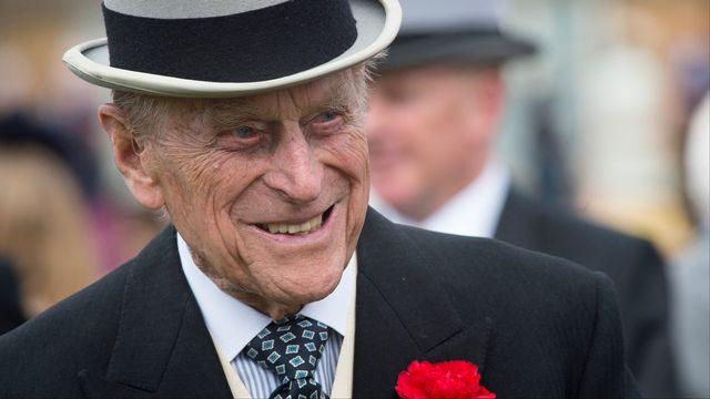 Le prince Philip, époux de la reine Elizabeth II, ici en mai 2017. [Victoria Jones - AFP]