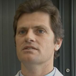 Nicolas Vuilleumier, chef de service aux HUG et président de la faîtière des laboratoires médicaux de Suisse [RTS]