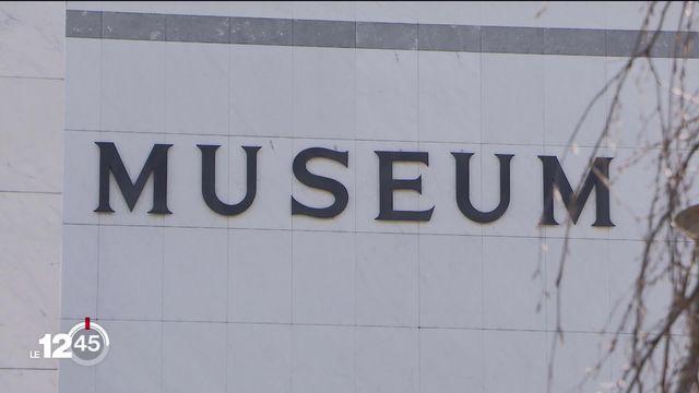 Le Muséum d'histoire naturelle de Genève s'engage pour la défense de l'environnement [RTS]