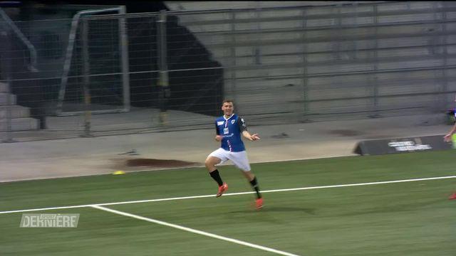 Challenge League, 28e journée: Xamax - Aarau (0-1) [RTS]