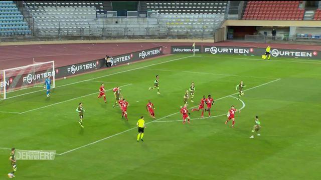 Challenge League, 28e journée: Stade Lausanne-Ouchy - Thoune (2-3) [RTS]