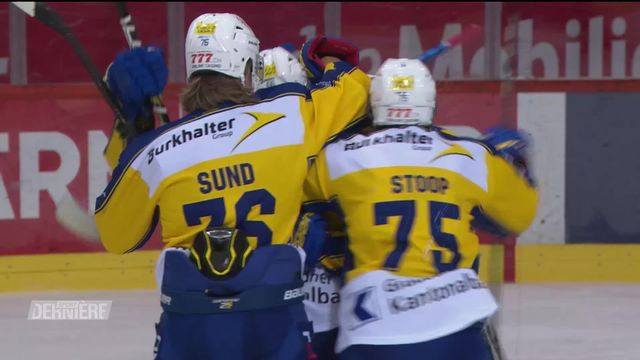 National League, Préplayoffs: Berne - Davos (0-3) [RTS]