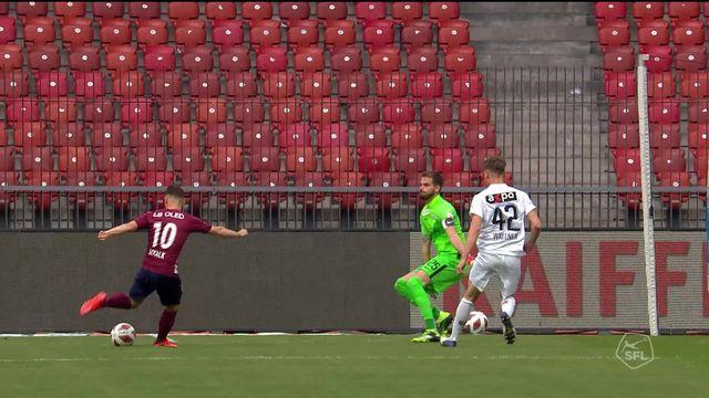 28e journée, Zurich - Servette FC (1-2): les meilleurs moments de la victoire grenat [RTS]